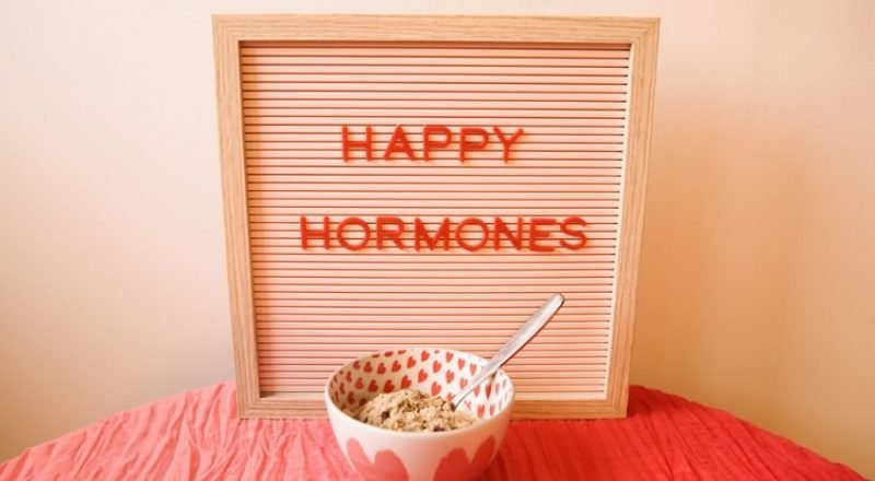 hormonen afvallen